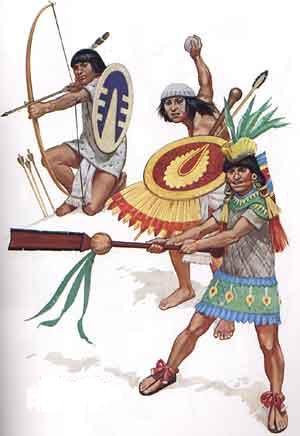 Civilizaciones: Aztecas