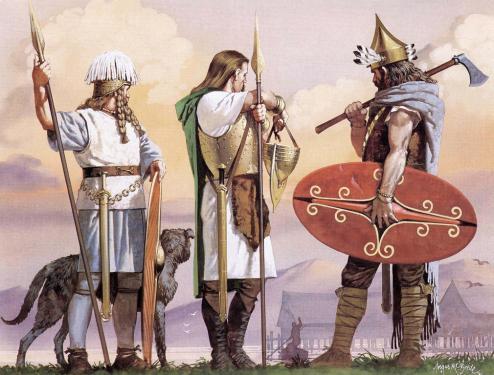 Civilizaciones: Celtas